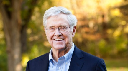 The Two Faces of Charles Koch