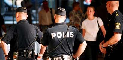 Svedska-policija