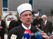 Муфтија тузлански Вахид Фазловић