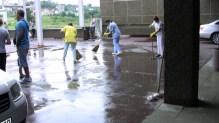 Бањалука - радници чисте прилаз