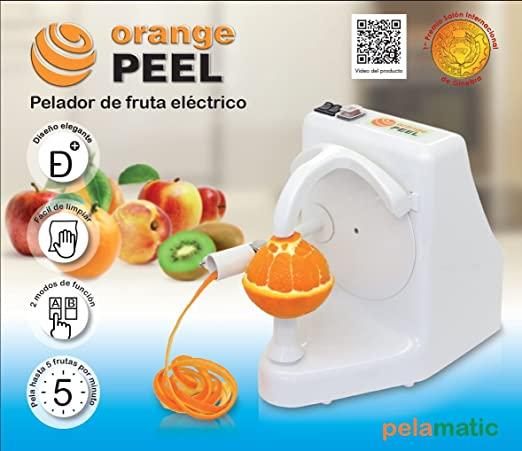 Orange peel pelamatic