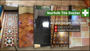 Norfolk Tile Doctor Facebook Cover