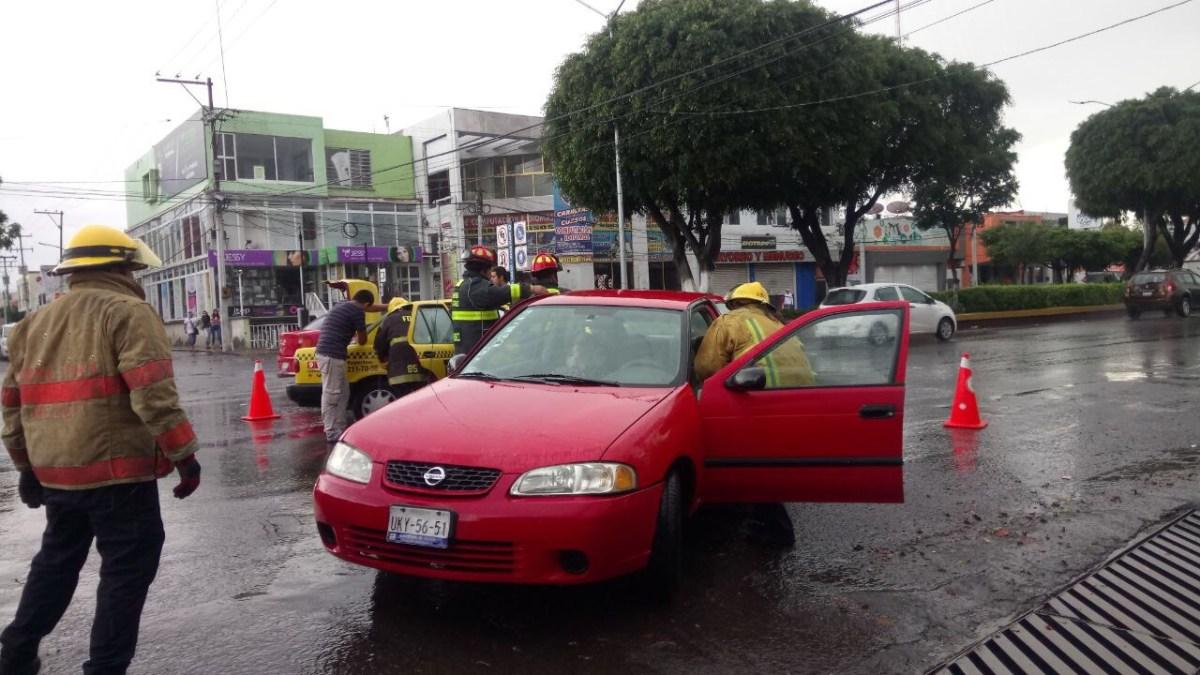 Semaforazo en zona centro moviliza a cuerpos de emergencia