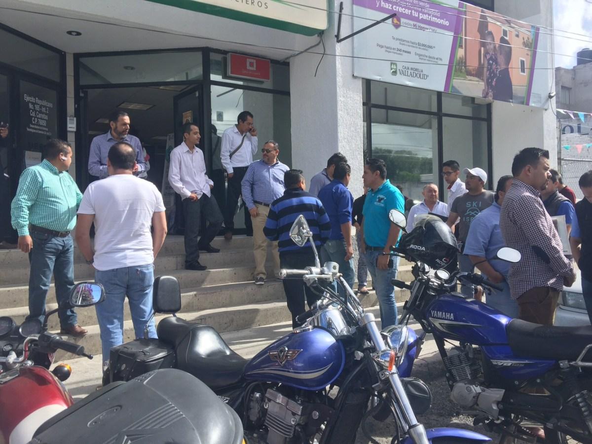 Niega gobernador del estado acoso contra UBER
