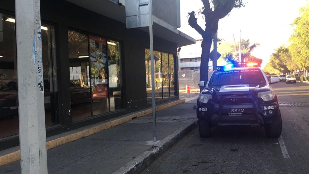 Tarde de violentos robos en Querétaro
