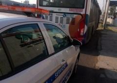 Sancionan a 40 unidades del transporte público por no acatar disposiciones durante contingencia de Covid-19