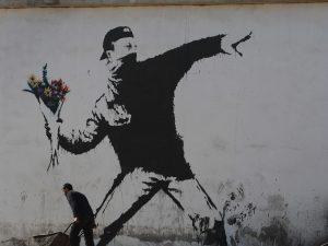 راشق الورد - بانسكي