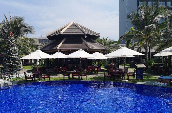 Anja Beach Resort och spa