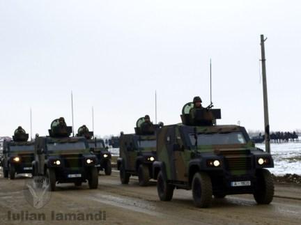 Panhard PVP Romania