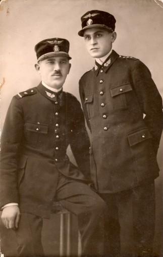 Uniforma CFR 1928