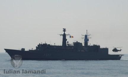 Fregata F-221 Regina Maria