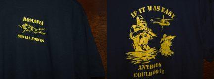 Tricoul de scafandru
