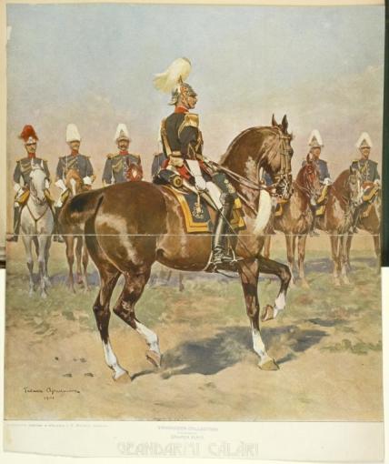 Jandarmi călări