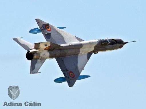 "MiG-21 Lancer ""de Borcea"""