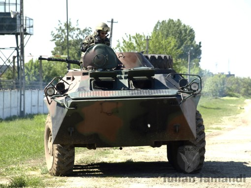 TAB-77 Batalionul 2 Infanterie Calugareni - Exercitiul Dihorul 24