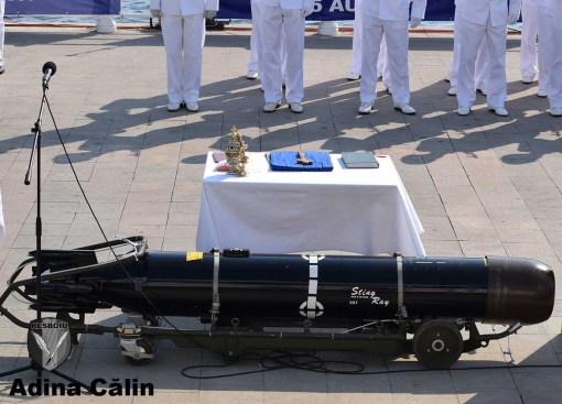 Torpilă antisubmarin Sting Ray