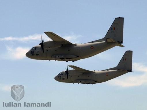 C-27J Spartan Romanian Air Force