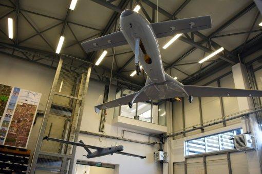 Aeronave fara pilot Teamnet & BlueBird