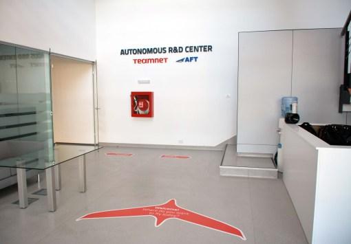 Autonoumous R&D Center Teamnet