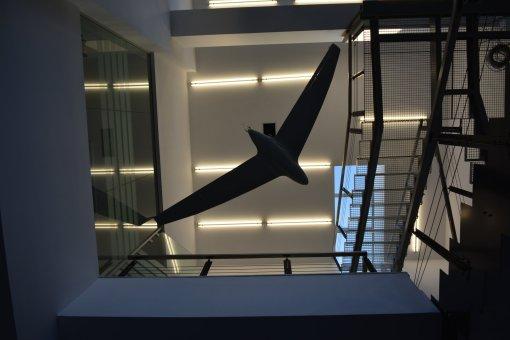 Hirrus UAV centru r&d Teamnet