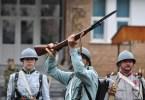 Scrima cu arma - Asociatia Traditia Militara