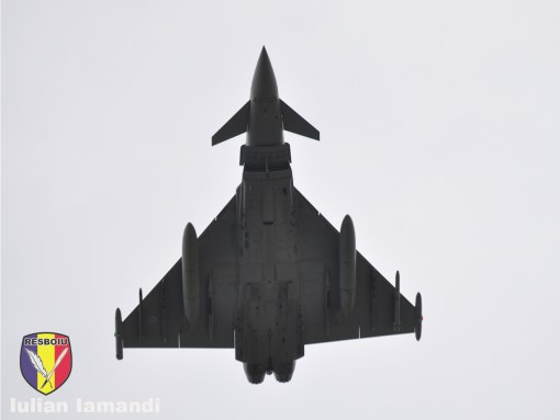 Eurofighter Typhoon - Saber Guardian 17 - Argedava Saber 17