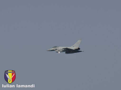 Eurofighter Typhoon - Ziua Marinei 2017