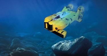 Sistem naval submersibil fără pilot Saab Double Eagle