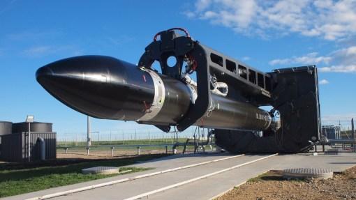 Electron - rachetă a Rocket Lab