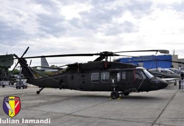 Black Hawk la BSDA 2018