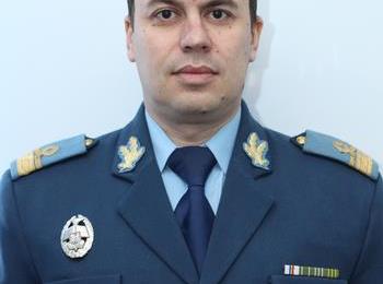 Locotenent-comandor Florin Rotaru