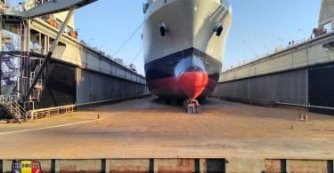 Nava de sprijin logistic Vulcano