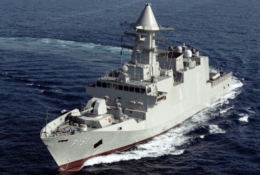 Corvetă clasa Abu Dhabi