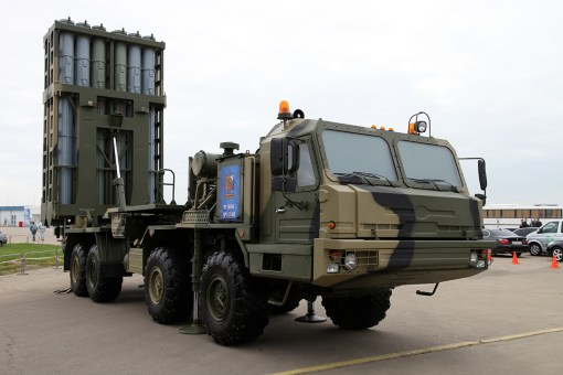 S-350 Vityaz TEL