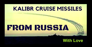Kalibr - From Russia With Love