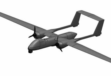 Anka-2 UAV