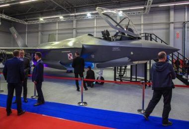 F-35 Lightning II prezentat la MSPO 2019, Polonia