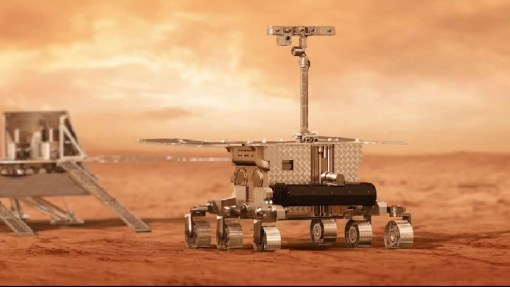Rover pe Marte