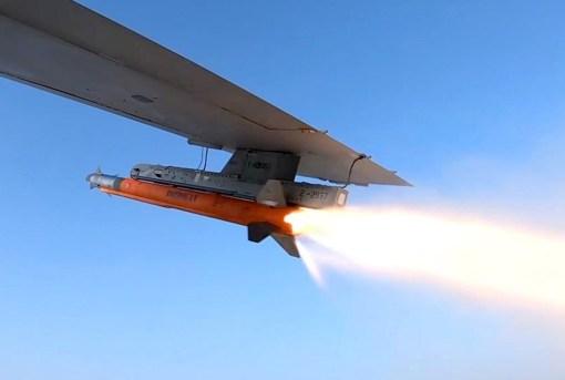 racheta aer-aer Bozdogan