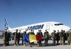 """Militarii care asigură cea de-a doua rotație a misiunii Detașamentului """"Carpathian Pumas"""" au plecat spre Mali - Foto Bogdan Pantilimon"""