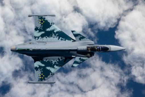 Saab Gripen E - Brazilia