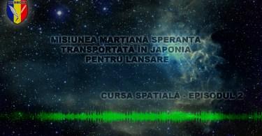 Spacepod 2 - Sonda interplanetara speranta...