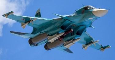 Suhoi Su-34