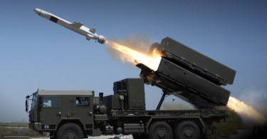 SIML Naval Strike Missile - NSM