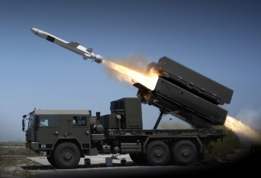 Naval Strike Missile - NSM