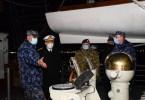 La bordul velierului Mircea