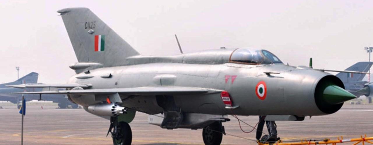 MiG-21 India