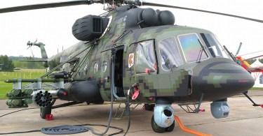 Mil Mi-8 AMTSh Special Forces