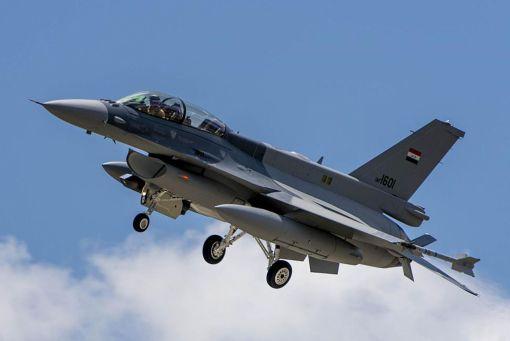 F-16D Block 52 - Fortele Aeriene Irakiene