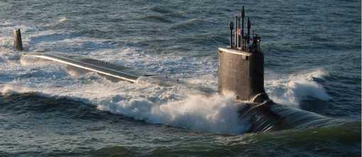 Submarin nuclear de atac clasa Virginia
